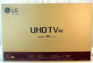 Lg 4k smart 50 inch tv for Sale in Pittsburgh, PA