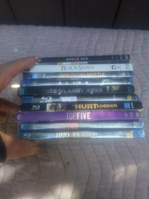 10 blue ray movies for Sale in Los Angeles, CA