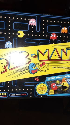 Pac man board game parts for Sale in Newport Beach, CA