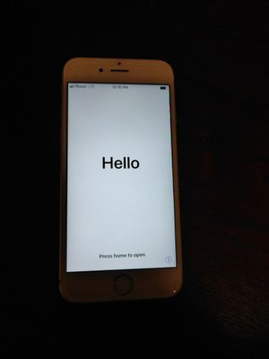 IPhone 6s barely used unlocked for Sale in Chicago, IL