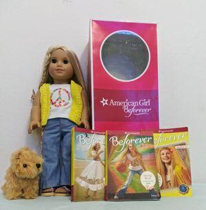 "American Girl doll ""Julie"" w\accessories for Sale in Zephyrhills, FL"