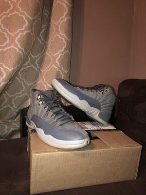 Jordan 12 Dark Gray for Sale in Los Angeles, CA