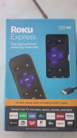 Roku express for Sale in Fort Pierce, FL