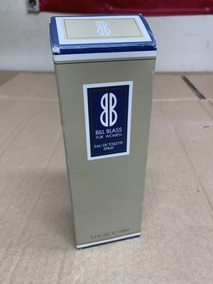 Bill Blass Classic for Women EDT 3.3 OZ 100 ML FIVE Star FRAGRANCE Old Version for Sale in Tyrone, GA