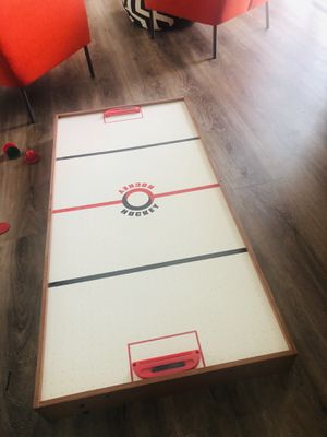 Large Air Hockey Table with legs for Sale in Miami, FL