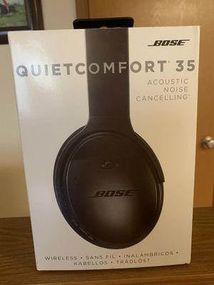 Bose QC 35 - like new for Sale in Tacoma, WA