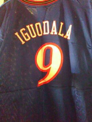 Sixters #9 basketball jersey reebok for Sale in Las Vegas, NV
