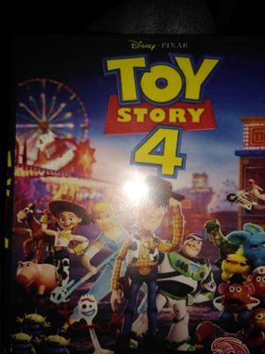 Toy Story 4 DVD for Sale in Oakland, CA