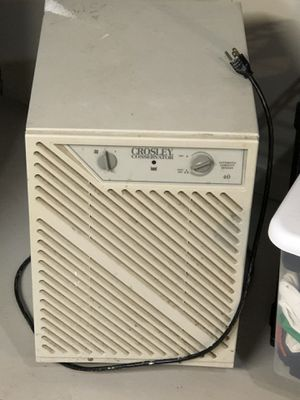 Dehumidifier Crosley Conservator for Sale in Alexandria, VA