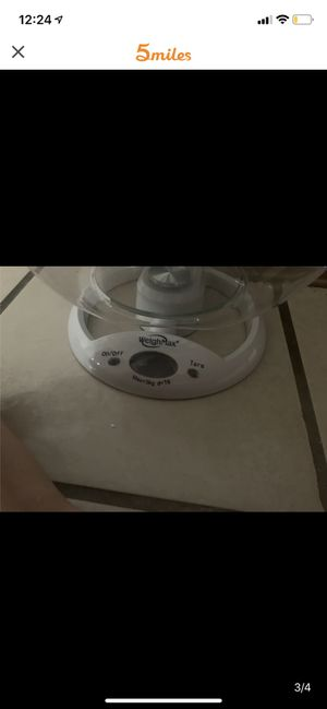 Kitchen scale for Sale in Ontario, CA