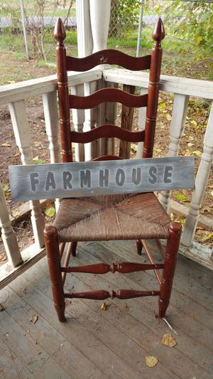 Hand Painted FARMHOUSE Sign for Sale in Knoxville, TN
