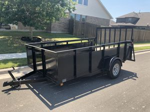 7X12 Trailer for Sale in Kyle, TX