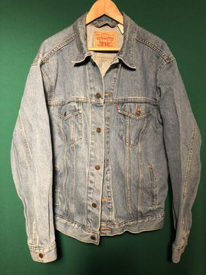 Levi's denim jacket XL for Sale in Portland, OR