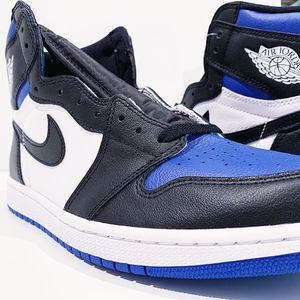 Jordan 1 Royal Toe for Sale in Fairfield, CA