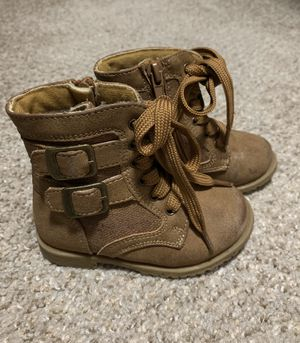 Toddler girl boots size 5 for Sale in Taylor, TX