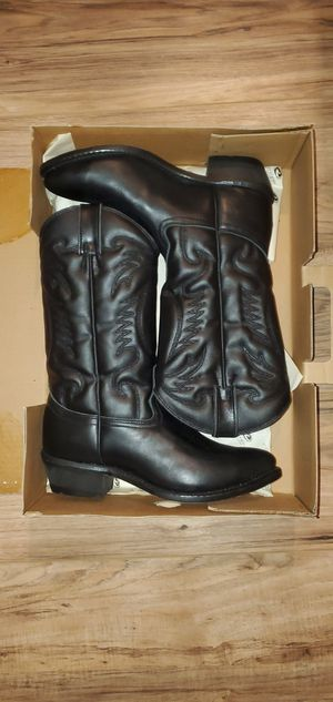 Roper Show boots size 9 1/2 for Sale in Haines City, FL