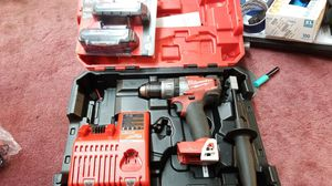 Milwaukee hammer drill for Sale in Derry, NH