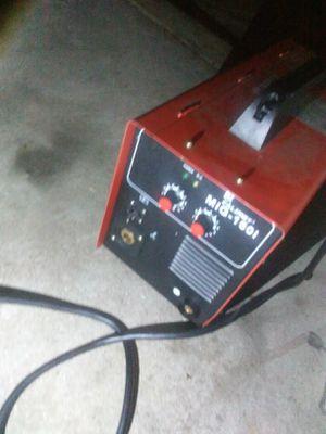 Mig welder and mini welder for Sale in El Monte, CA