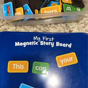 My First Magnetic Story Board for Sale in Manassas, VA