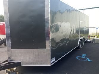 VNOSE ENCLOSED TRAILERS 20FT 24FT 28FT 32FT for Sale in North Bend,  WA