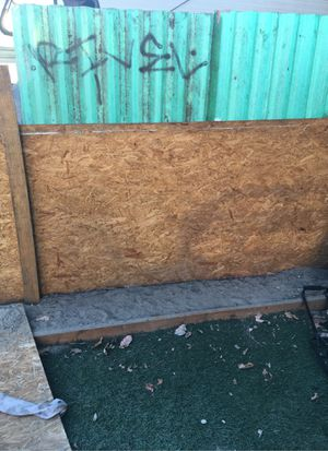 3 sheets of plywood for Sale in Bell Gardens, CA