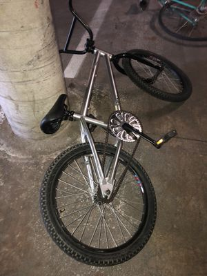 free agent BMX with Haro seat for Sale in Los Angeles, CA