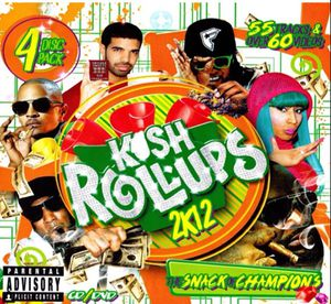 Kush cd dvd Videos rap hip hop music CDs jeezy lil Wayne for Sale in San Francisco, CA