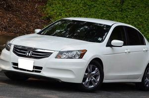 Amazing 2012 Honda Accord SE for Sale in Washington, DC