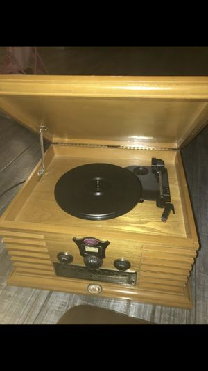 Record player $25 for Sale in Riverside, CA