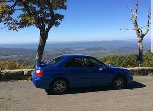 2002 Subaru WRX for Sale in Falls Church, VA