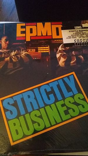 EPMD strictly business vinyl record for Sale in Modesto, CA