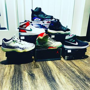 """""""Air Jordan"""" Everything for $1,100! for Sale in Niagara Falls, NY"""
