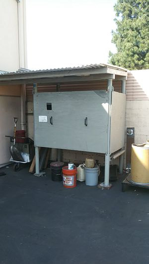 Air compressor shed for Sale in Whittier, CA