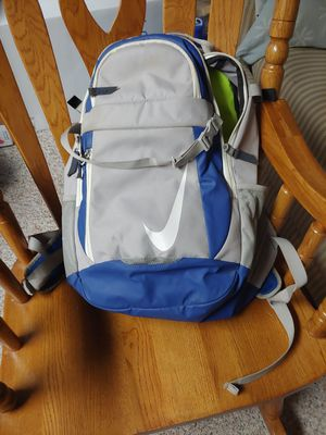 Nike Backpack Batbag for Sale in Marlborough, MA