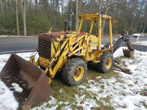 4x4 articulating backhoe for Sale in New York, NY
