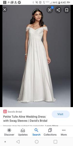 Galina wedding dress for Sale in Ruskin, FL