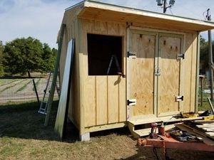 (New) 10'×10' storage shed for Sale in Davenport, FL