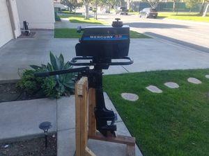Mercury 3.6hp outboard motor for Sale in Huntington Beach, CA