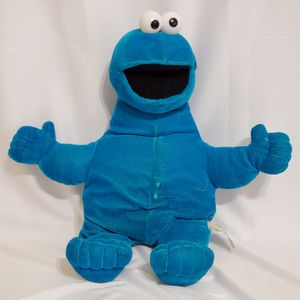 "Cookie Monster 16"" Plush Sesame Street Stuffed Animal Nanco for Sale in Brookfield, IL"