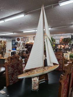Sailboat Very large 🪑 Another Time Around Furniture 2811 E. Bell Rd for Sale in Phoenix,  AZ