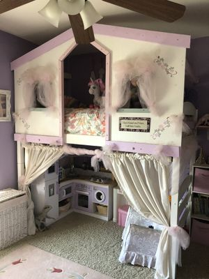 Fancy house bed for Sale in Sanger, CA