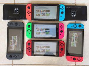 Nintendo switch Games for Sale in La Puente, CA