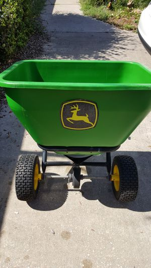 John Deer lawn seed spreader for Sale in Orange City, FL