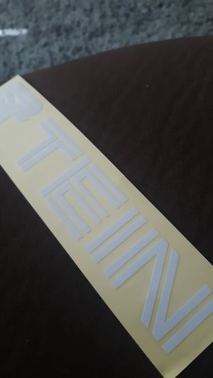Tein sticker for Sale in Downey, CA