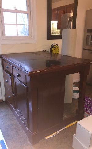 Kitchen island table for Sale in McLean, VA