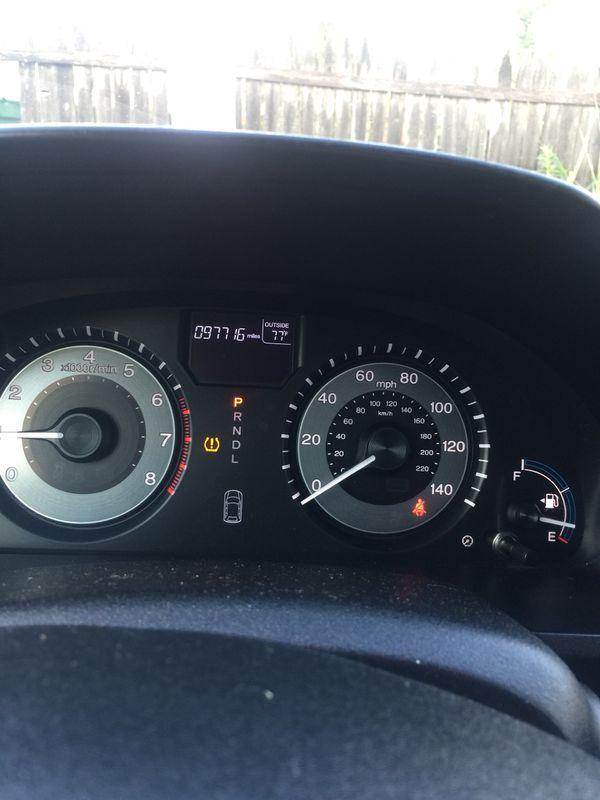 2011 Honda Odyssey con 96 Mil Millas título rebuilt Listo Para Plaquiar