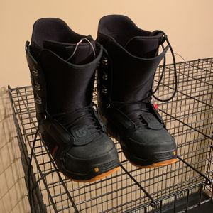 Burton Men's Snowboarding Boots for Sale in Federal Way, WA