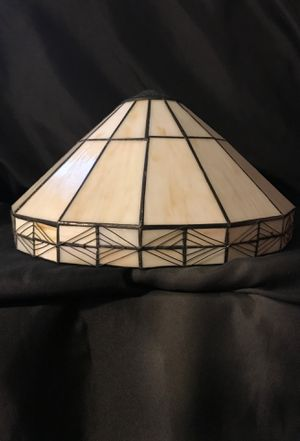 Stained glass lamp shade set of 2 for Sale in Port St. Lucie, FL
