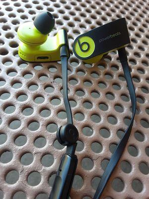 Powerbeats Bluetooth Headphones for Sale in Phoenix, AZ