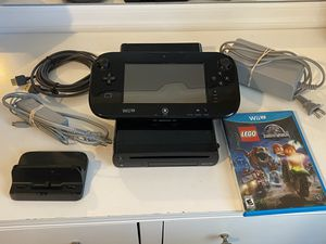 Nintendo Wii U with 6 pokemon Games installed and several others included. in fully functional condition. see details for important information. for Sale in Tampa, FL
